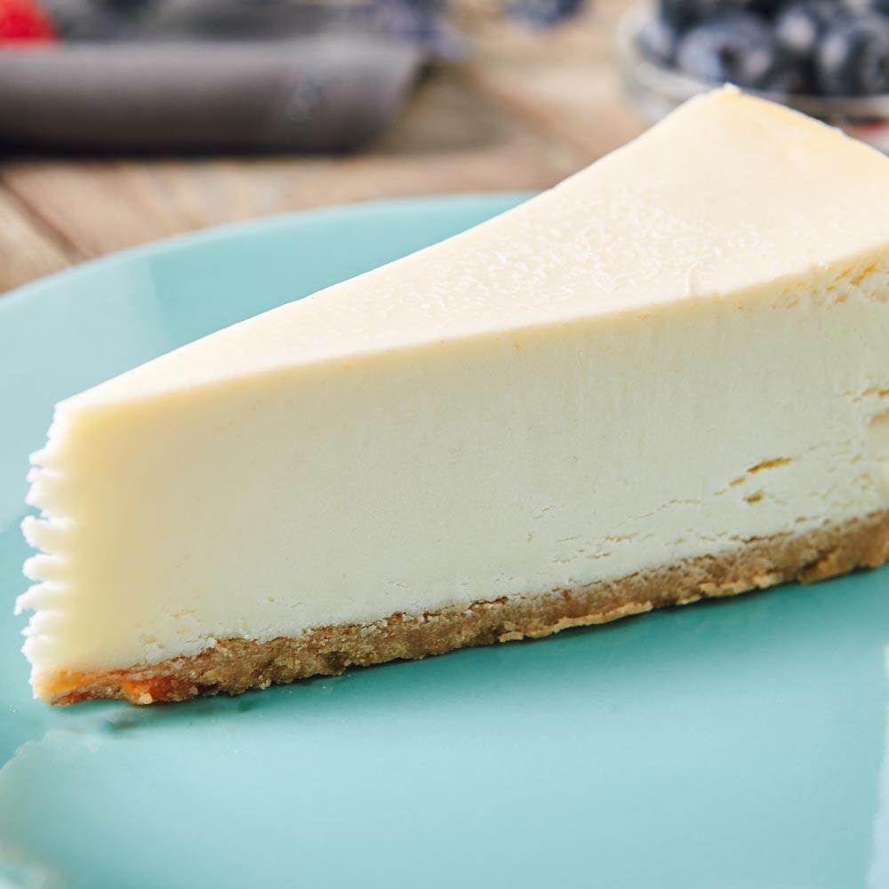 Cheesecake estadounidense clásico