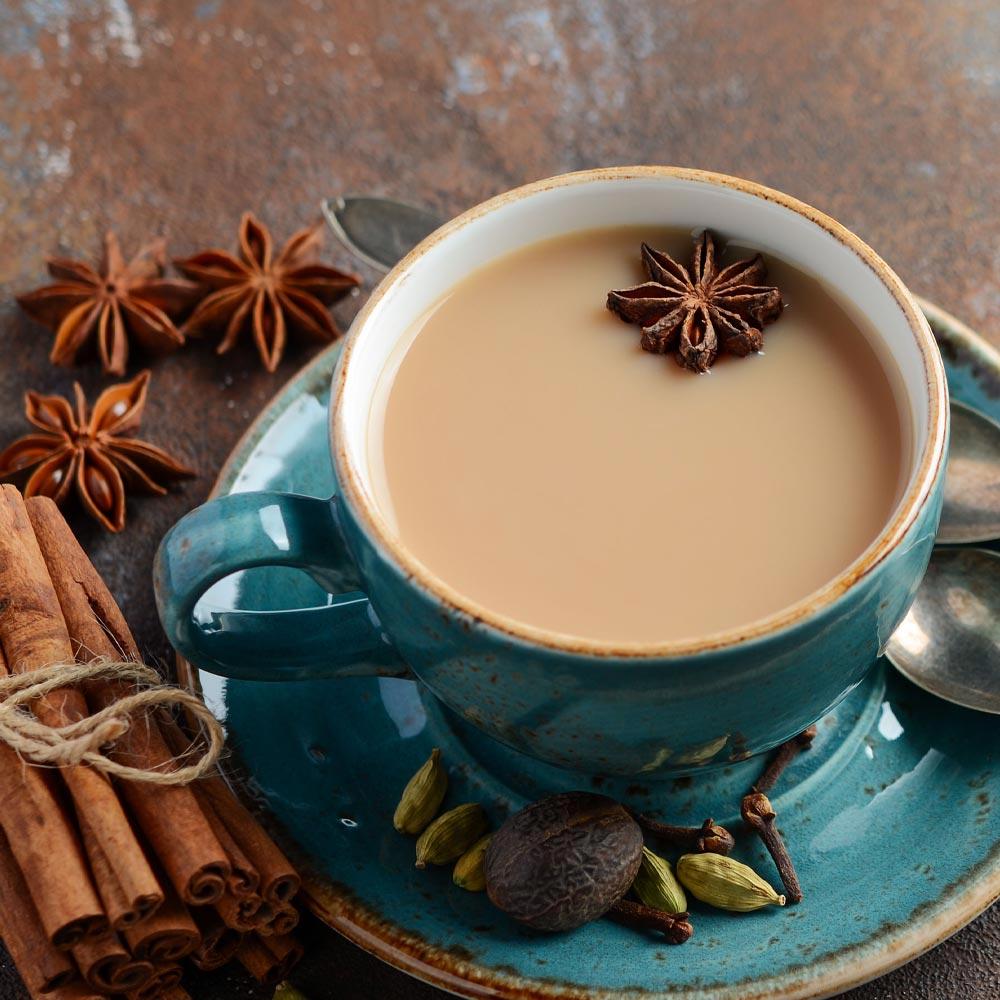 Mezcla de té chai
