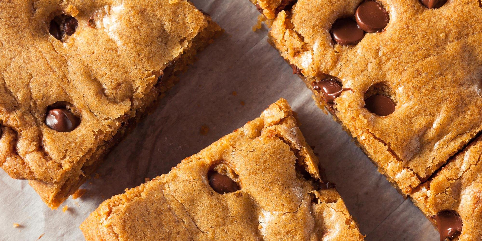 Chocolate Peanut Butter Triangles Recipe No Calorie Sweetener Sugar Substitute Splenda Sweeteners