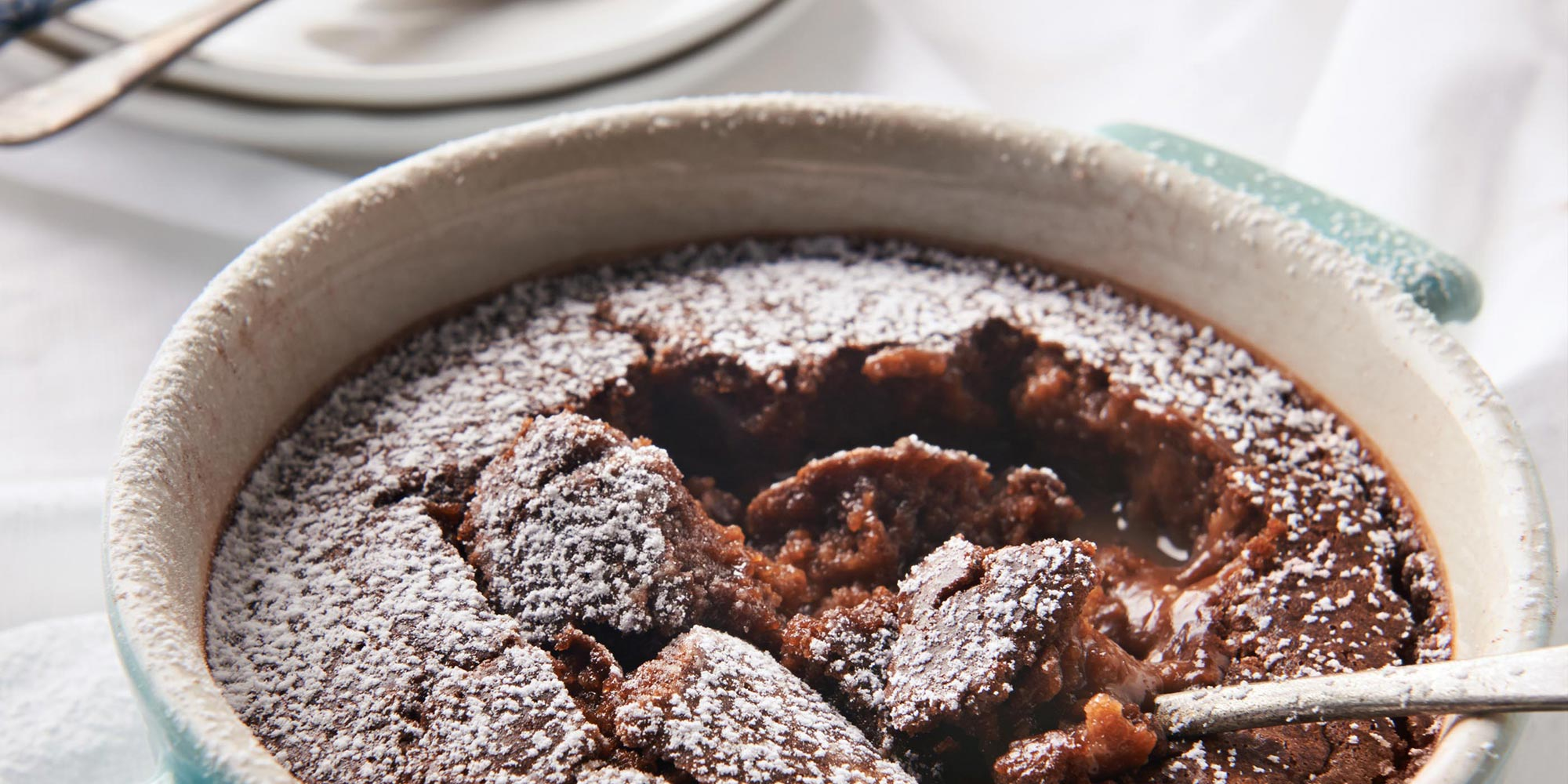 Chocolate Pudding Cake Recipe No Calorie Sweetener Sugar Substitute Splenda Sweeteners