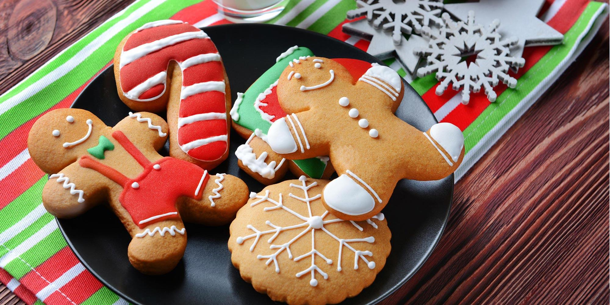 Gingerbread Cookies Recipe No Calorie Sweetener Sugar Substitute Splenda Sweeteners