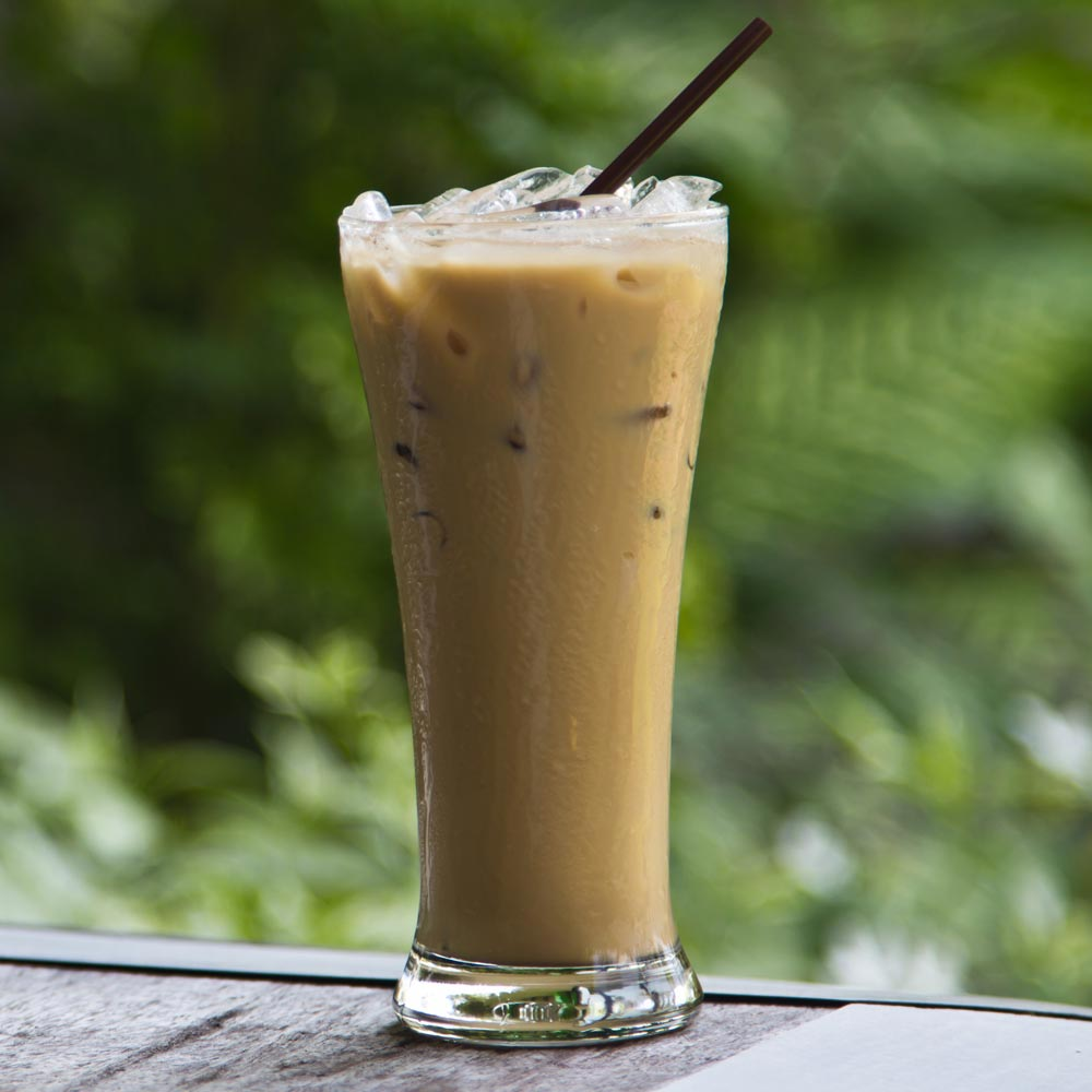 Iced Vanilla Coffee