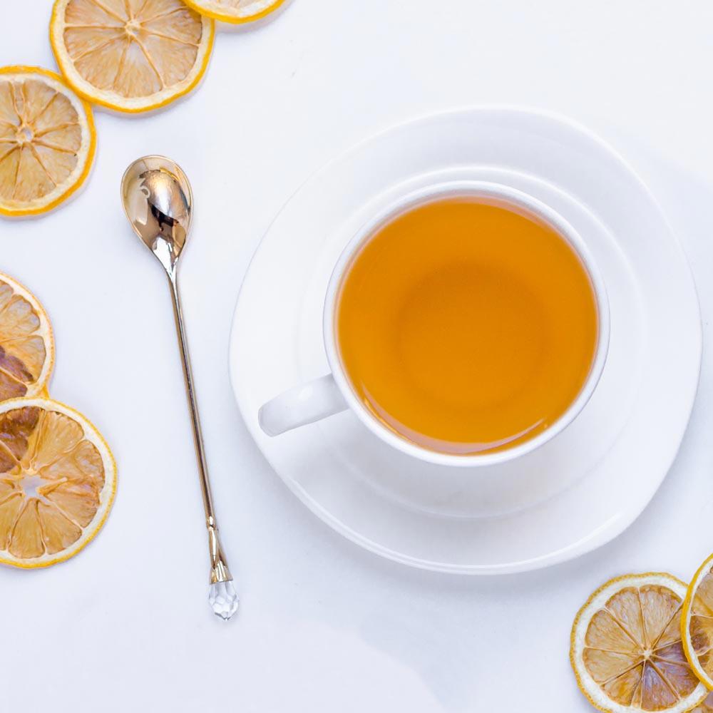 Mezcla de té ruso instantáneo