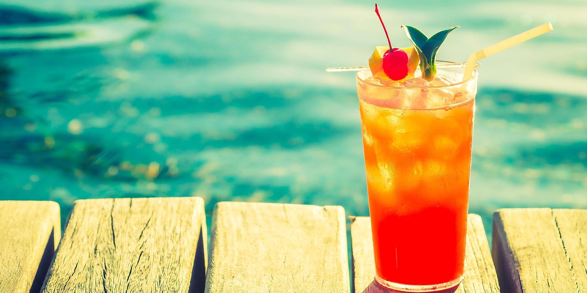 Refresco KOOL-AID® isla tropical