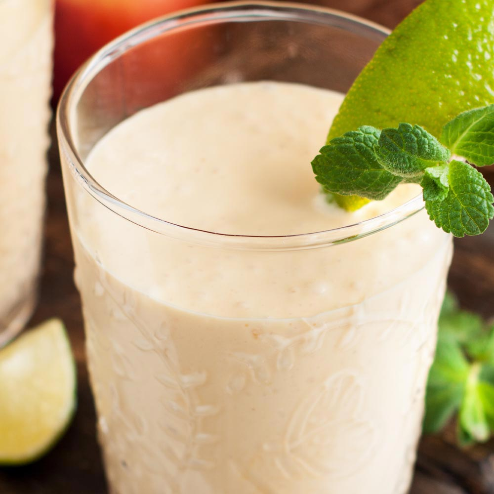 Lemon Lime KOOL-AID® Milk Shake