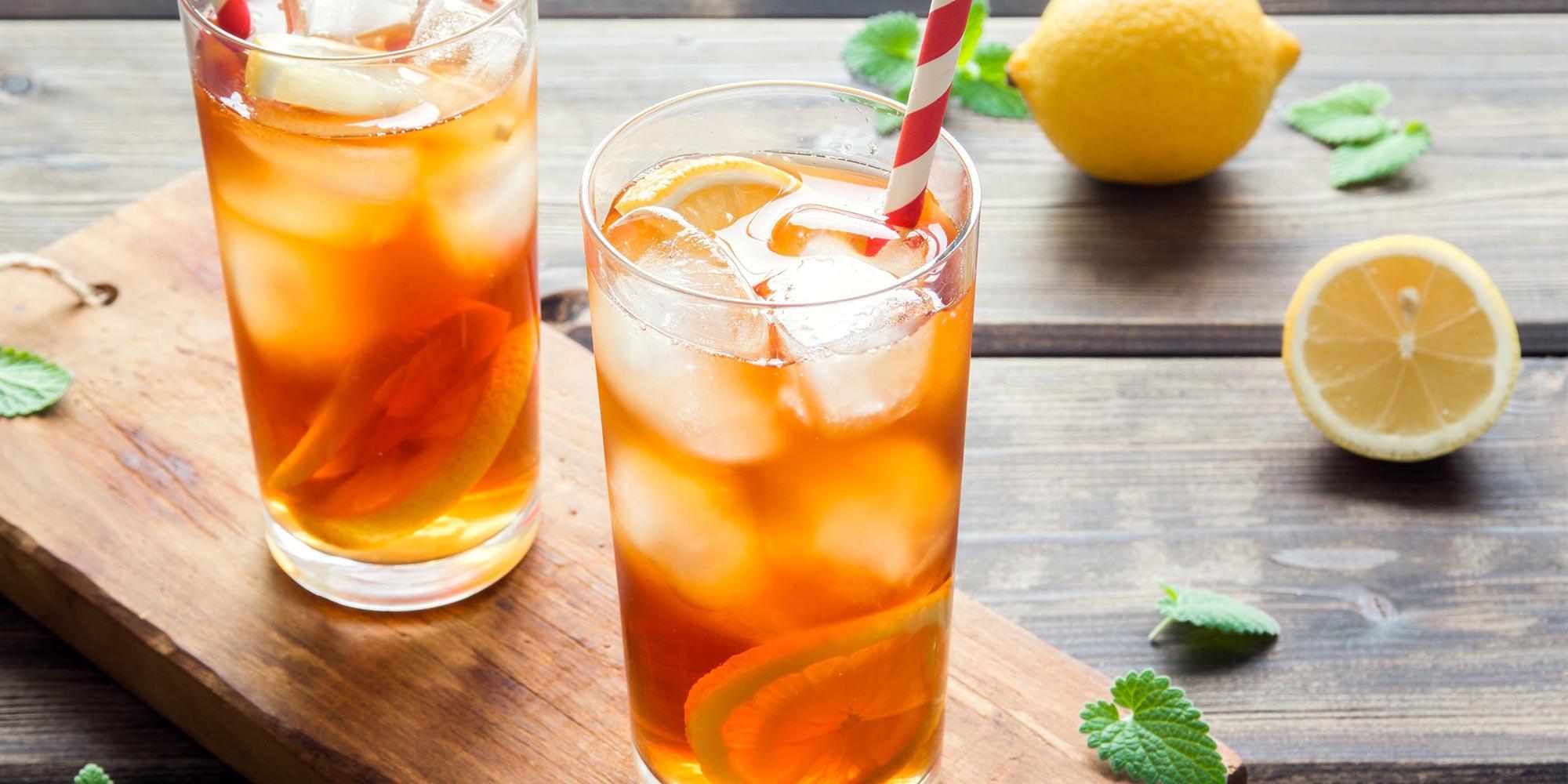 Low Sugar Long Island Iced Tea Recipe No Calorie Sweetener Sugar Substitute Splenda Sweeteners
