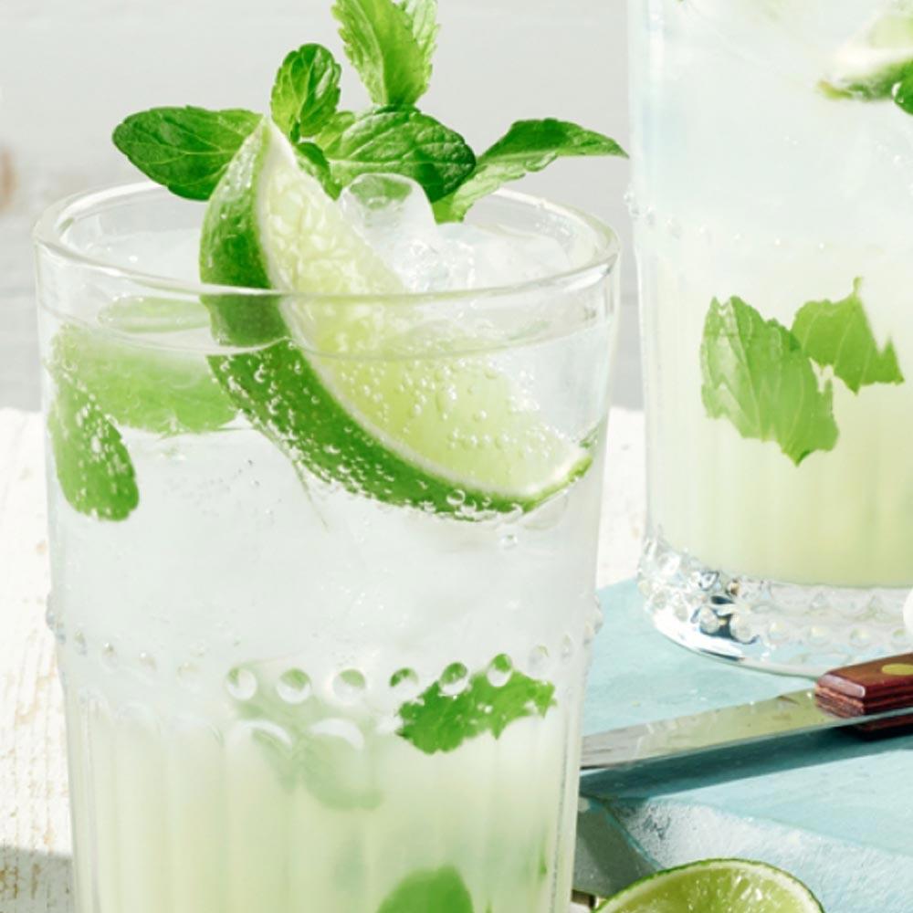 Mojito de Miami-Fusion Mocktail