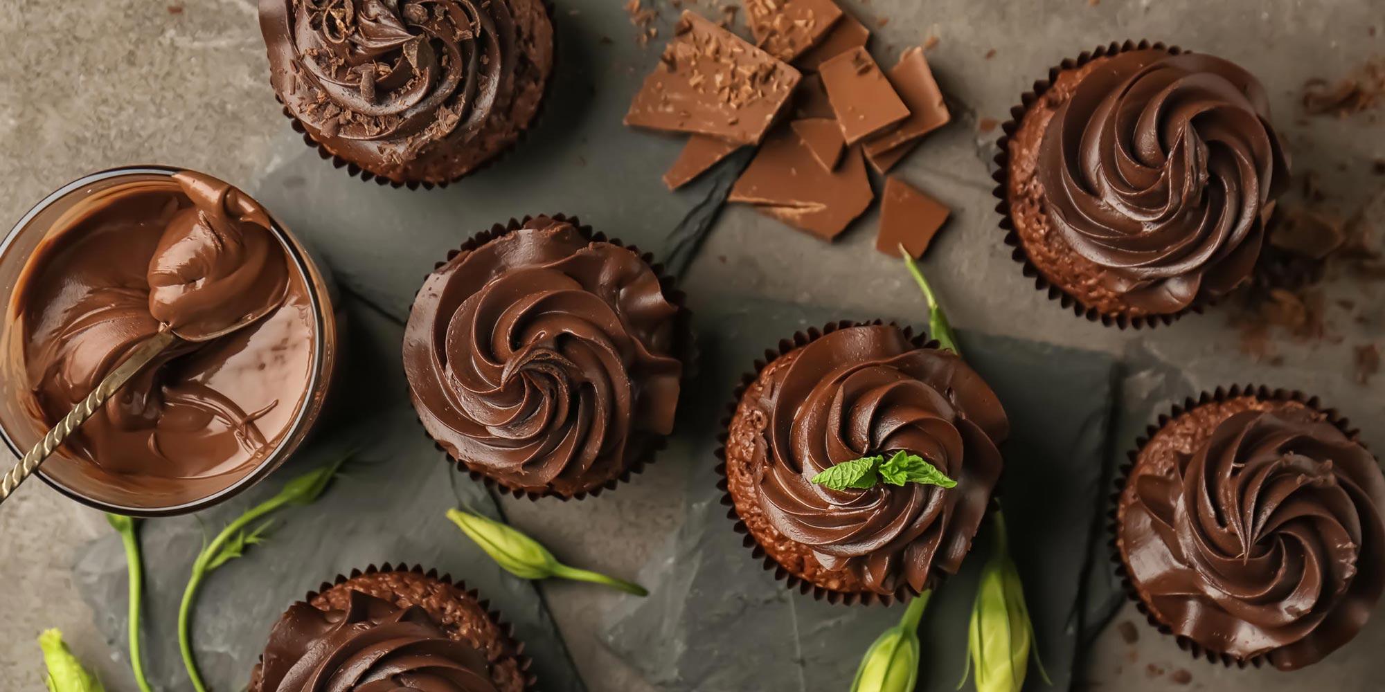 Rich Chocolate Frosting Recipe No Calorie Sweetener Sugar Substitute Splenda Sweeteners