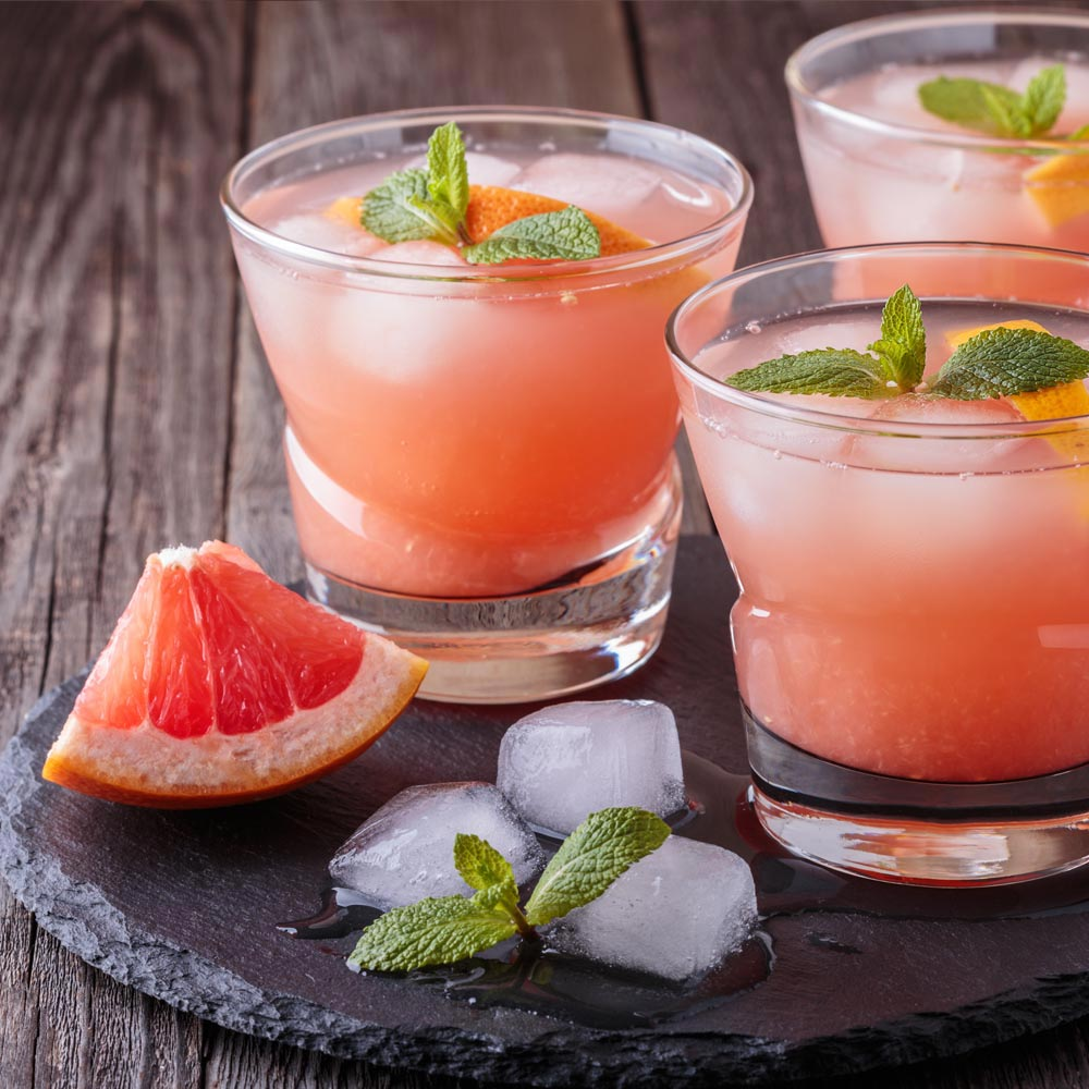 Ruby Grapefruit Cooler