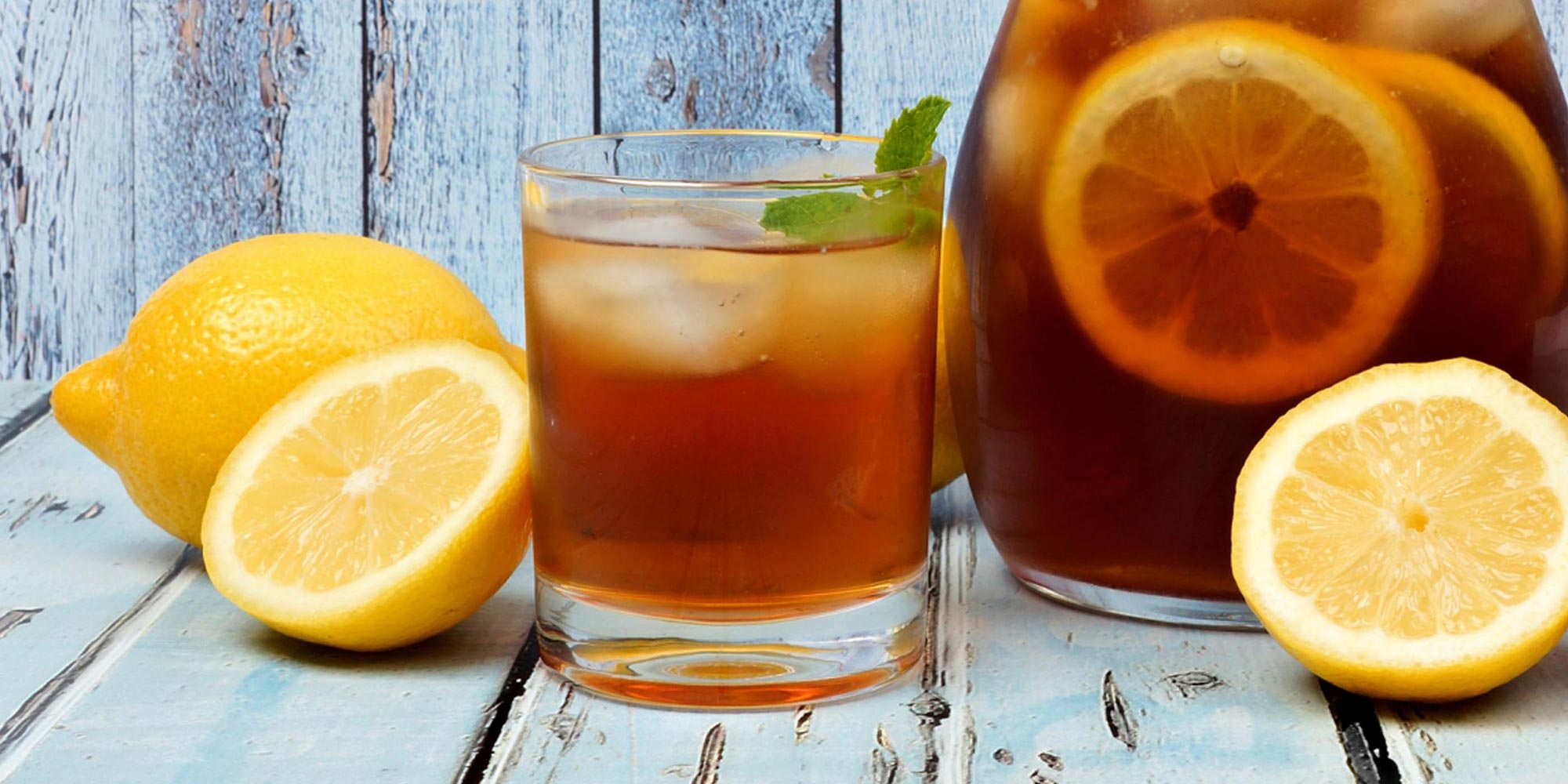 Southern Sweet Tea Recipe No Calorie Sweetener Sugar Substitute Splenda Sweeteners