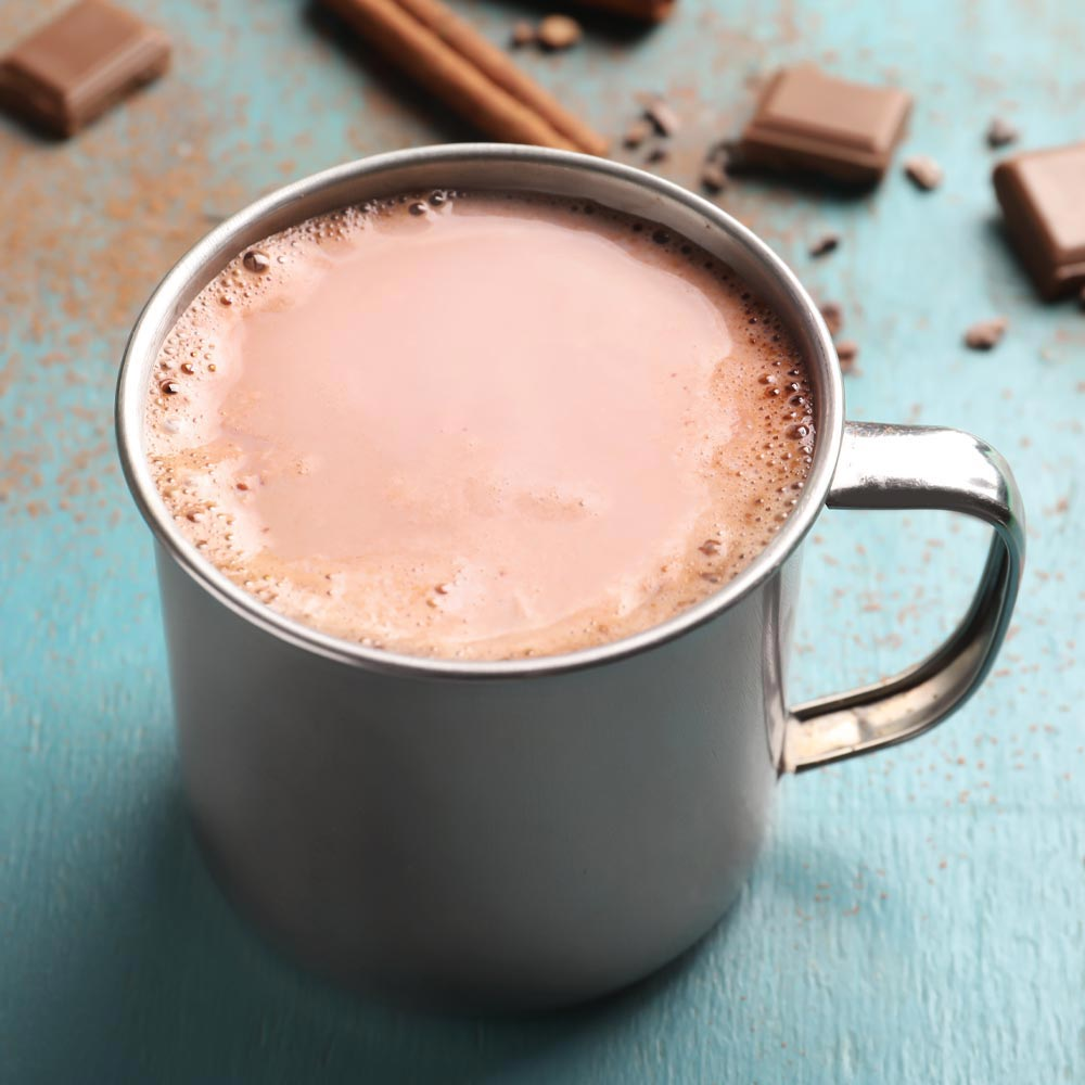 Spiced Cocoa Latte