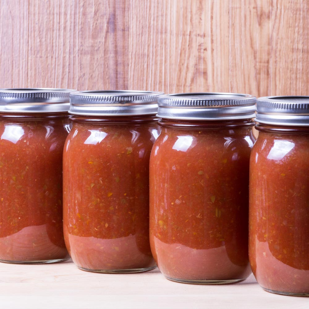 Spicy Homemade Tomato Sauce