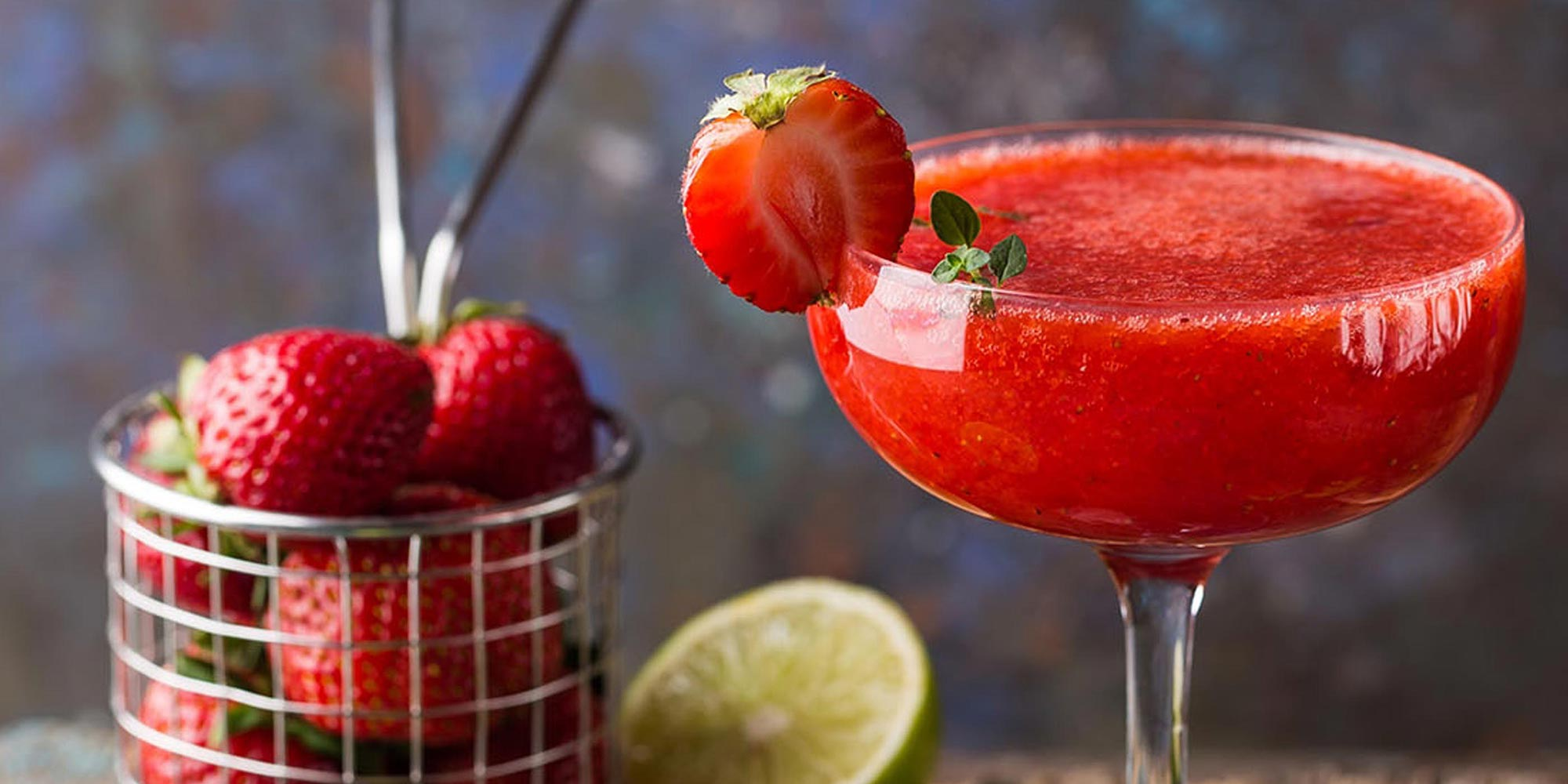 Strawberry Daiquiri Recipe No Calorie Sweetener Sugar Substitute Splenda Sweeteners