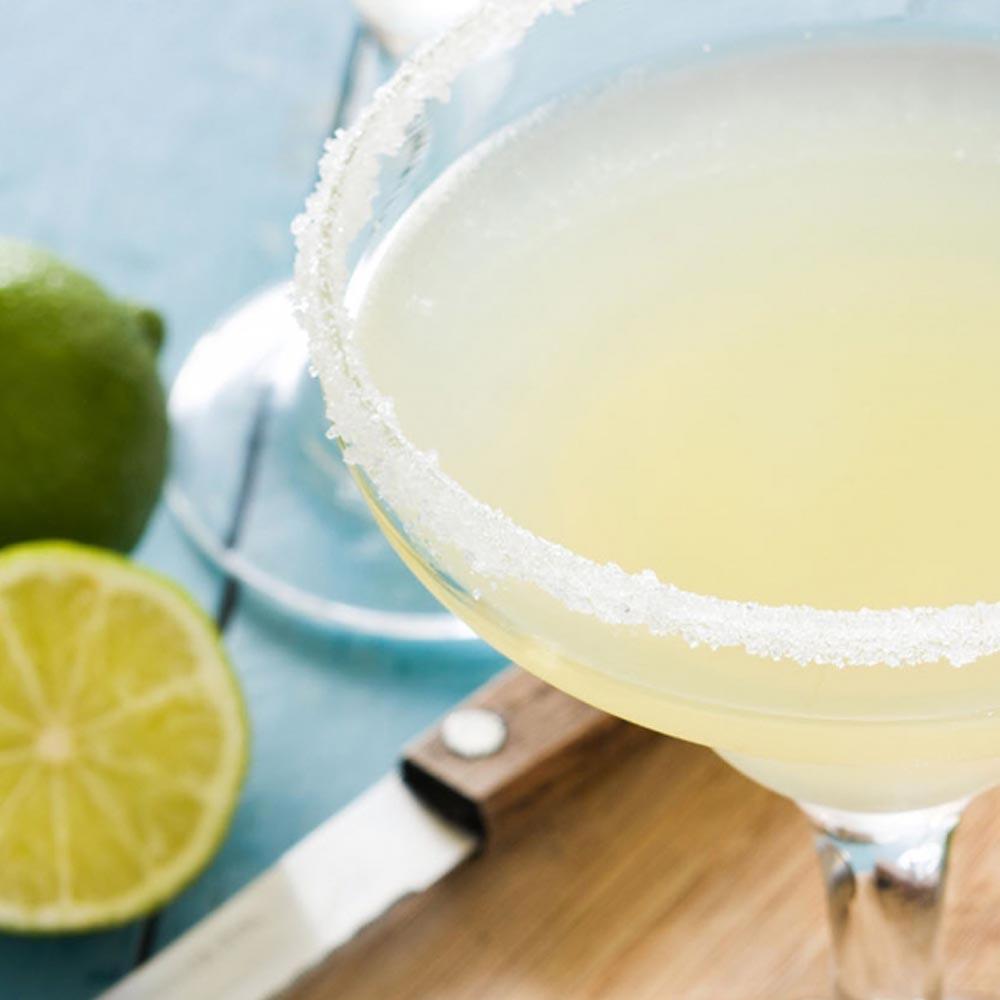 Margarita sin azúcar