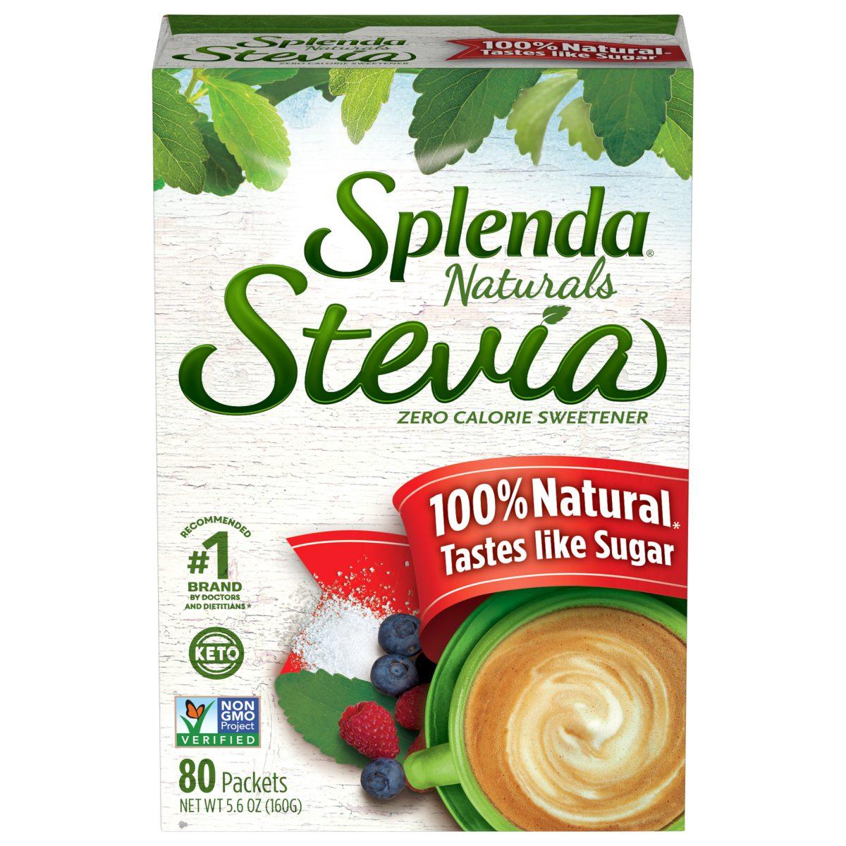 Splenda Stevia Sweeteners
