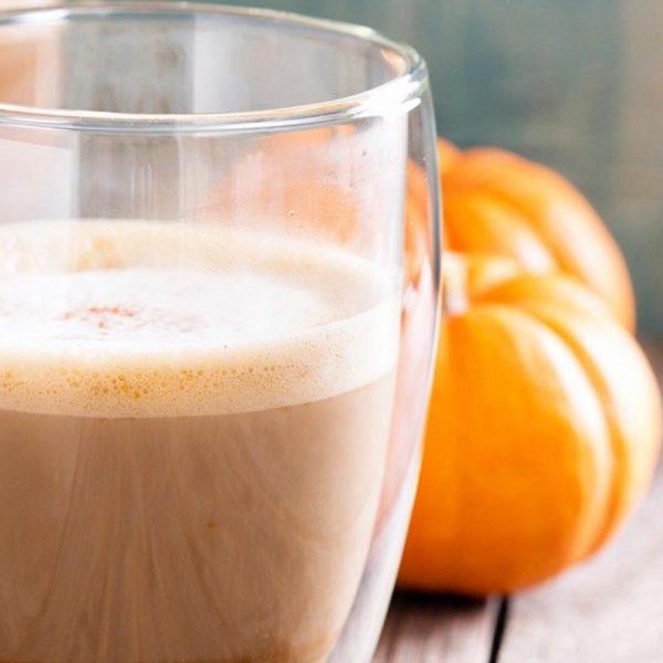 Maple Pumpkin Spice Latte