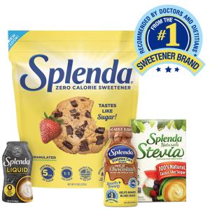 Splenda family of products