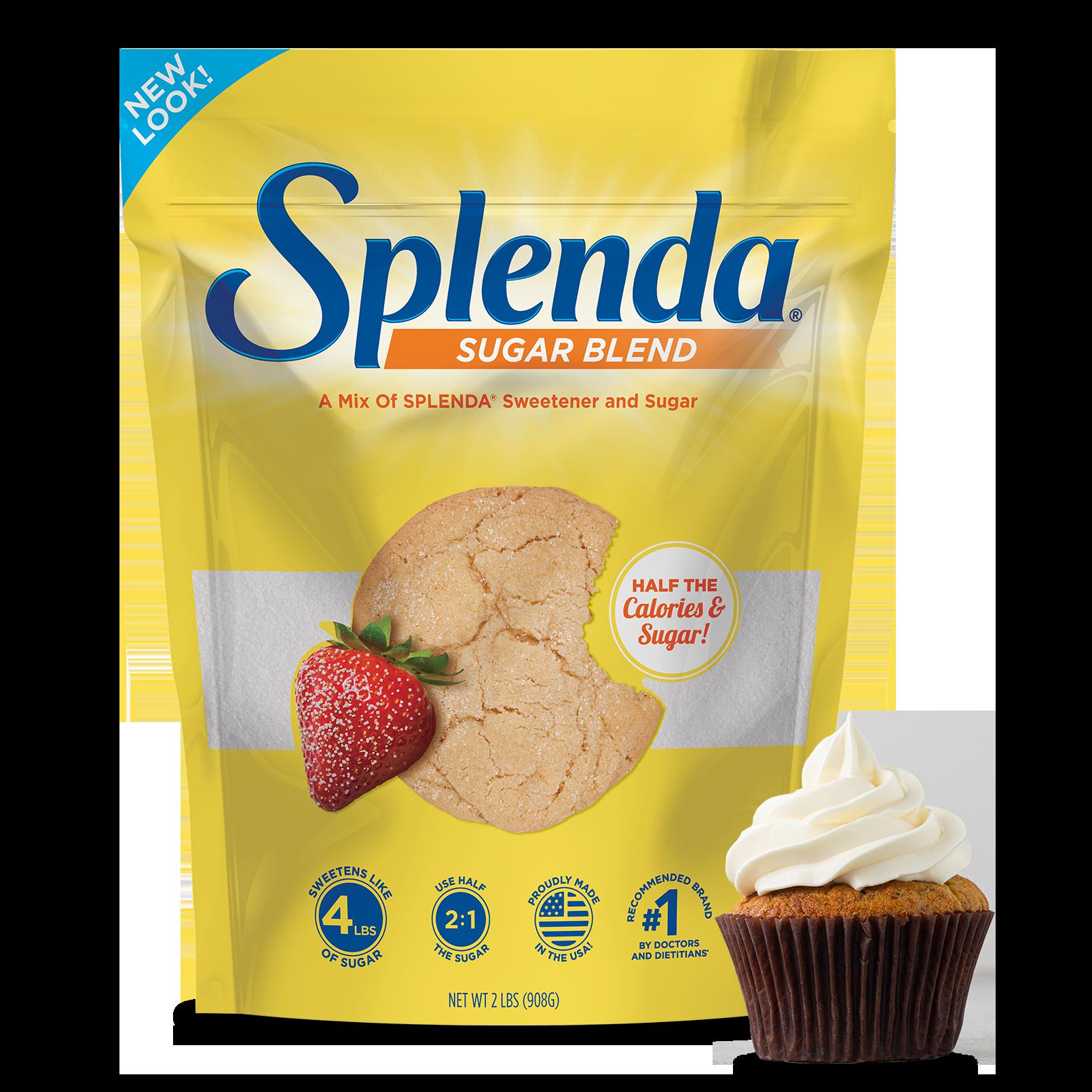Splenda Sugar Blend Product Image