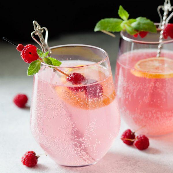 Rosé Spritzer