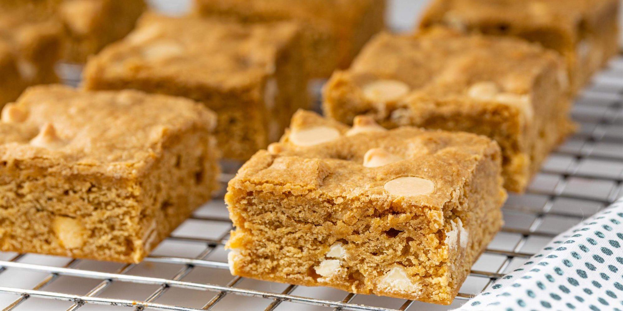 Blondie Brownies