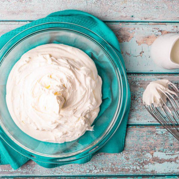 Keto Whipped Cream
