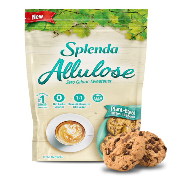 allulose pouch with cookies