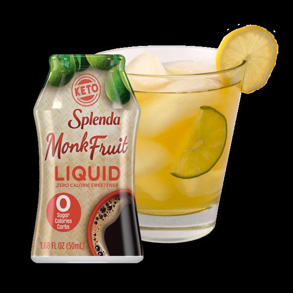 splenda monkfruit liquid