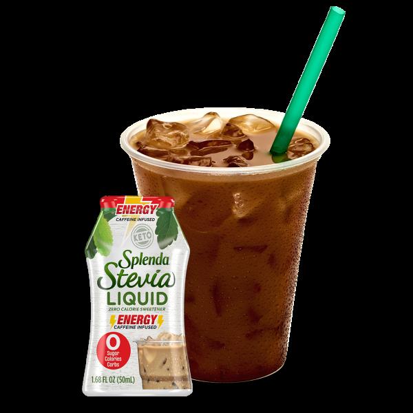 liquid stevia energy