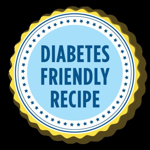 diabetes friendly recipe