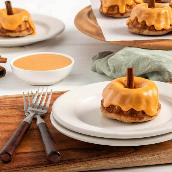 Pumpkin Patch Spice Cakes