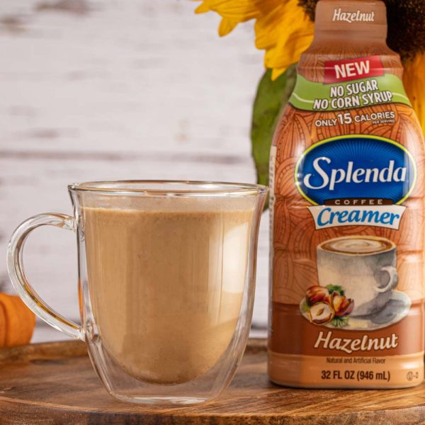 Autumn Hazelnut Coffee